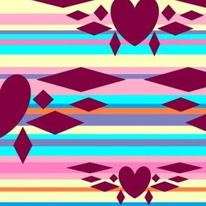 10.ColourBands+Hearts&Diamonds