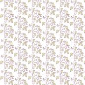 Mauve Floret 11