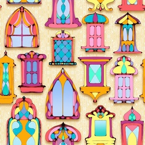 Fancy Fenêtre - Whimsical Windows