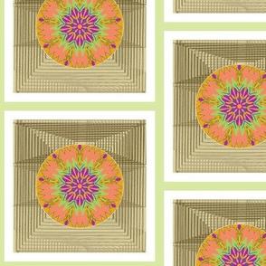 Kaleidoscope Basketry - Beiges