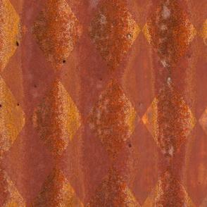 Curtain of Rust