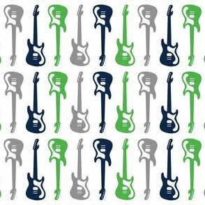 Rock N Roll Guitars Small