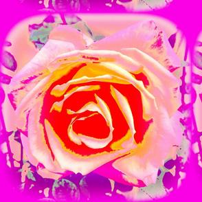 3 D Rose VII