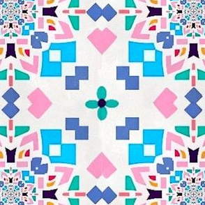 Colorful Quilting Blocks