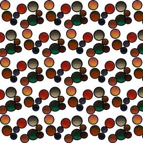Color Balls - Oil Paint Color Palette