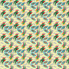 _Birds_of_Paradise with kina shells