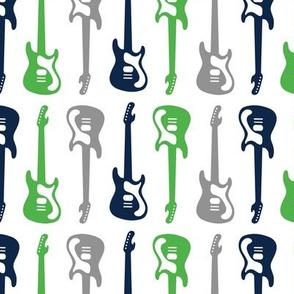 Rock n Roll Guitars Large