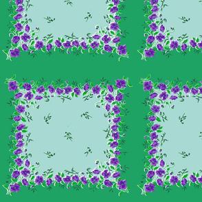 Flutter Grandma's Handkerchief