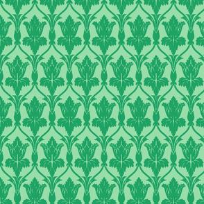 Flutter 221b Baker Street Acanthus