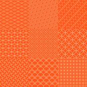 Cheaterquilt japan orange