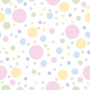 Dotty in pastel