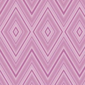 Pastel Purple Diamond Pattern