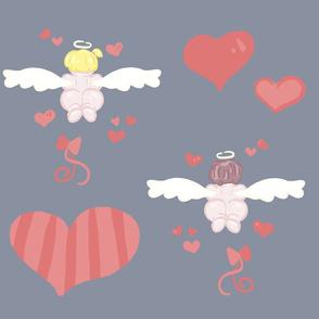 Valentine's Cherubs