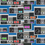 NES Inspired Controller Tile