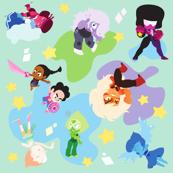Steven Universe - Gemtastic!