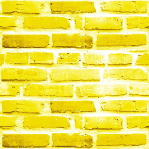 yellow brick road repeat pattern