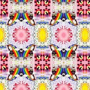 Rainbow Time Cat 'plosion!