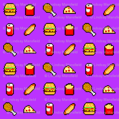 Fast_food_1_purple_preview