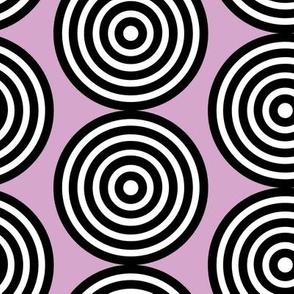 Lavender Target