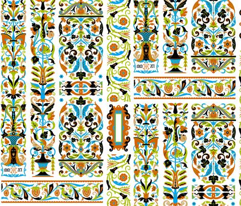 Renaissance Collage 1b