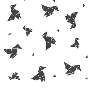 Origami design - Birds