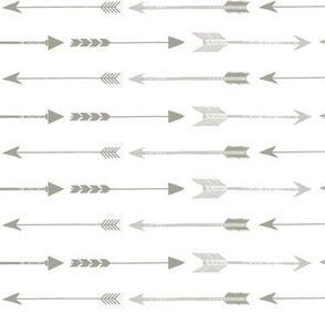 grayscale arrows