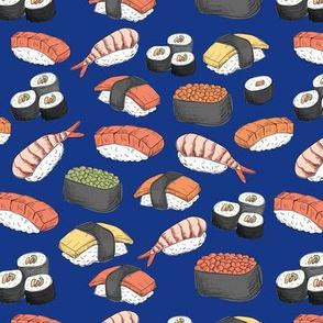 Sushi Roll Funny Food
