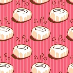 Cinnamon Swirl Pink
