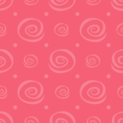 Cinnamon Swirl Pink Coordinate