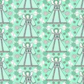 Fairies Fabric #2