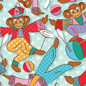Monkey Pekin Circus