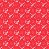 Apple Crisp Red Swirl