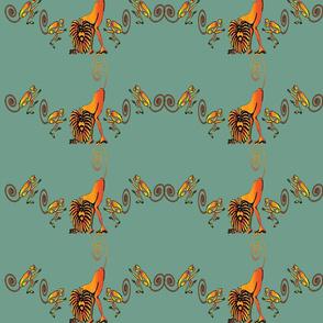 monkey sentinel