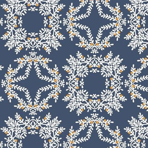 Budded lace