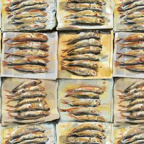 Tinapa (Dried Fish)