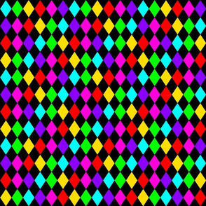 Dean's Colorful Diamonds