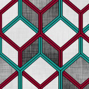Hexagon Illusion