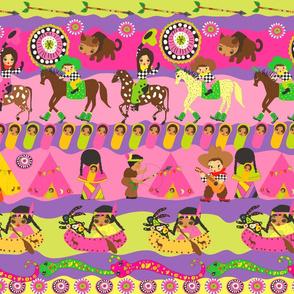 Pink Pueblo