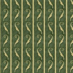 1:6 Scale Fiddlehead Green I