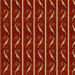1:6 Scale Fiddlehead Red I