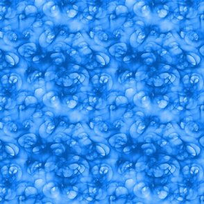Goddess blue swirl