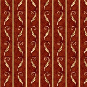 1:6 Scale Fiddlehead Red II