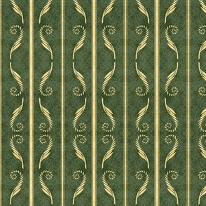 1:6 Scale Fiddlehead Green III