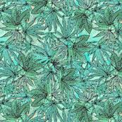 Camomoto Blue Green