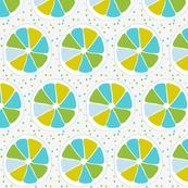 Lemon Bright Confetti