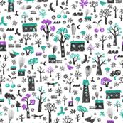 Houses and trees II