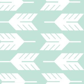 Mint Arrows