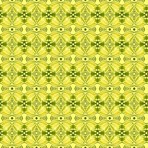 Celtic Spring Yellow Green