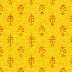 honeycomb batik