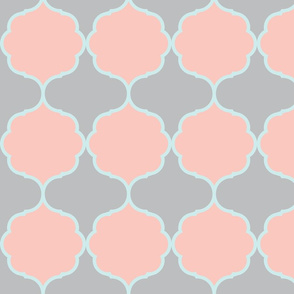 Hexafoil Blue Coral Gray1